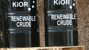 KiOR, a biofuel based out of Pasadena, Texas, filed for Chapter 11 bankruptcy Sunday