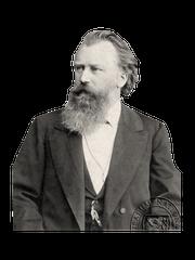 Composer Johannes Brahms