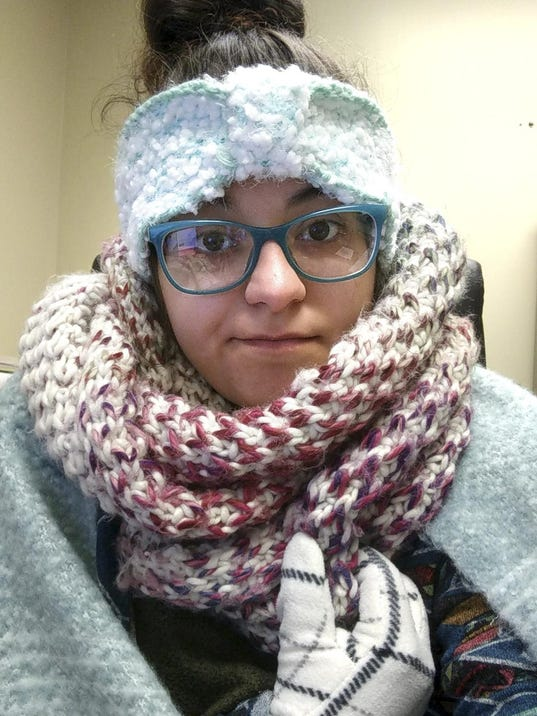 Winter Weather Chilly Offices
