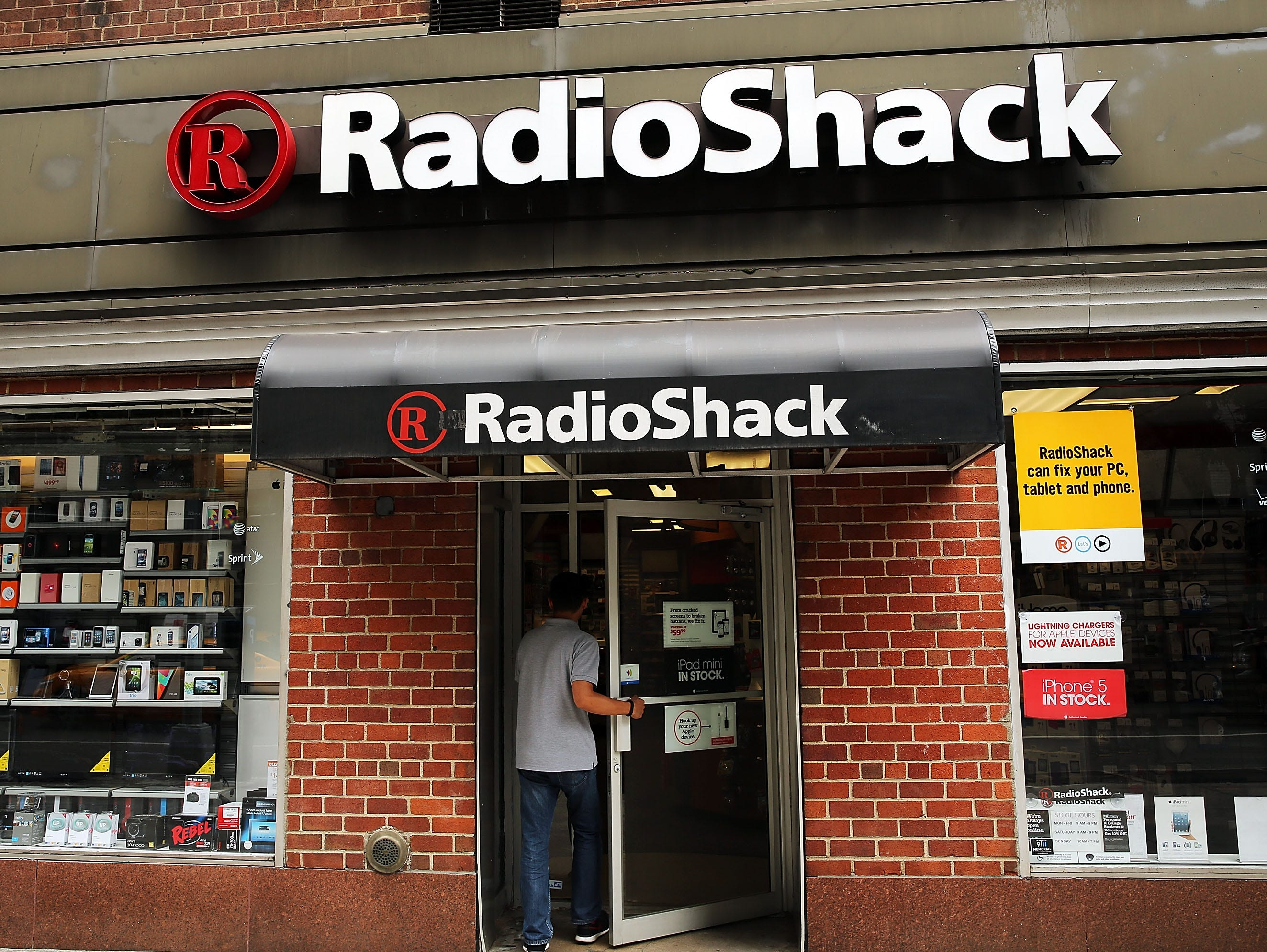 RadioShack has filed for Chapter 11 bankruptcy.