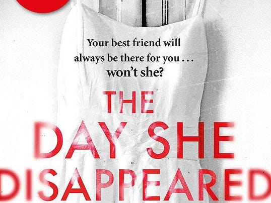 book the day she disappeared
