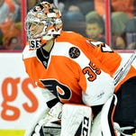 Steve Mason hopes to bring Flyers goalies out of funk