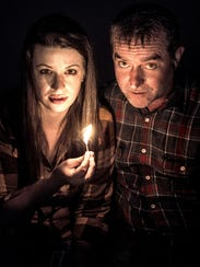 Erin Ward and Jim Stark are seen in a promotional photo