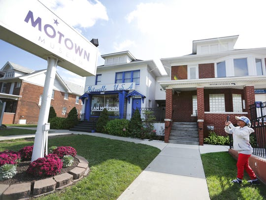 The Motown Museum announced a $50-million expansion