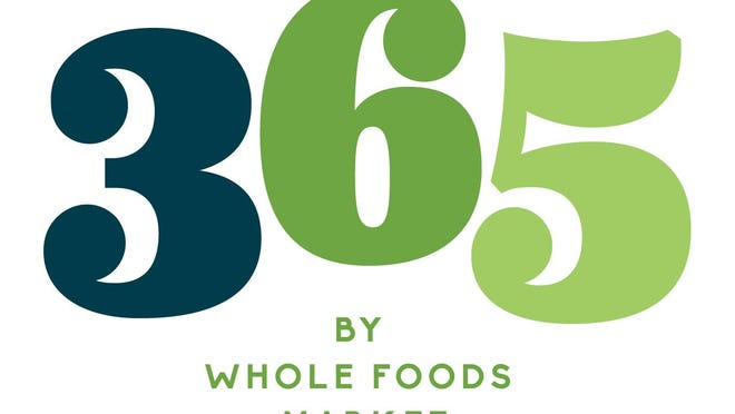 """This image provided by Whole Foods shows the logo for 365 by Whole Foods Market, a new chain of smaller stores with lower prices, named after its """"365"""" house brand. Co-CEO Walter Robb says the private-label products will """"anchor"""" the store, but that it will also have a selection of """"curated"""" products, including national brand name products."""