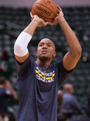 David West graduated from Xavier in 2003.