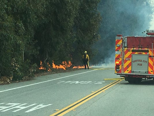 Ventura fires