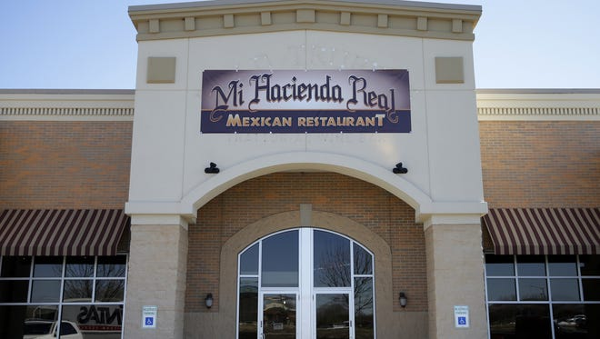 Mi Hacienda Real opened in Grand Chute on Tuesday, March 29.