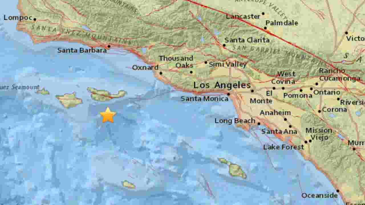 magnitude 5 3 earthquake rattles los angeles southern california