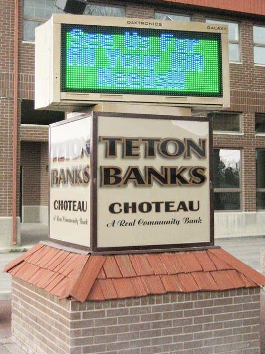 Teton Bank