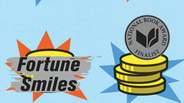 Review: ëFortune Smilesí by Adam Johnson