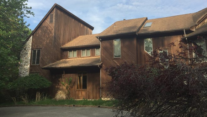 A 6,300-square-foot estate off Jackson Road in Medford is facing a foreclosure action.
