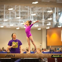 Sumner gymnasts to compete against best from 7 states