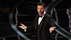 Jimmy Kimmel presided over the 89th Academy Awards