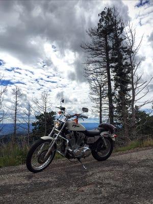 The Golden Aspen Motorcycle Rally will run through Sunday at Inn of the Mountain Gods.