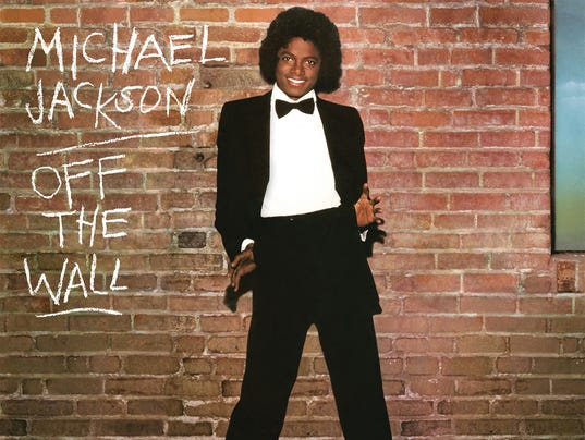 AP MICHAEL JACKSON OFF THE WALL A ENT