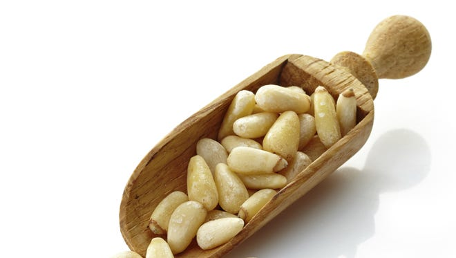 Pine nuts or pignoli are the minuscule seeds from a particular type of pine tree. The species grows quite well in Italy, Spain, Portugal, China, Australia and in the Southwestern U.S.