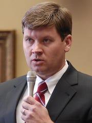 Derrick Surrette is the director of the Mississippi Association of Supervisors.