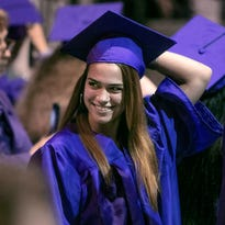 Bumpy journey: Evansville student, mom graduates AIS ready to tackle life