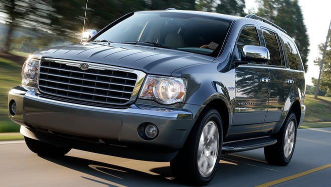 The 2009 Chrysler Aspen is one of the SUVs and pickups under recall