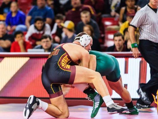 ASU wrestling