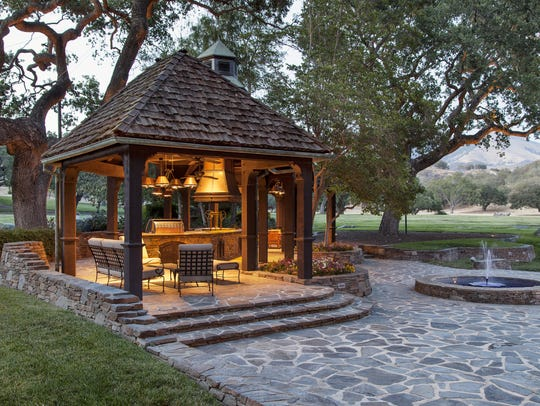 Michael Jackson's Neverland Ranch (now Sycamore Valley
