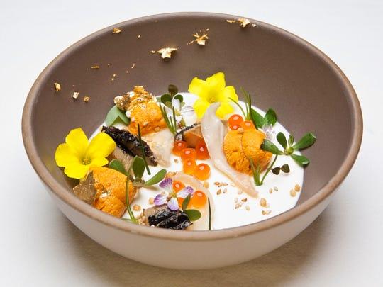 One of California's most lauded chefs, Michael Cimarusti,