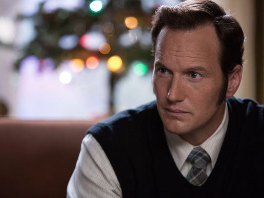 "Patrick Wilson plays Ed Warren in ""The Conjuring 2."""