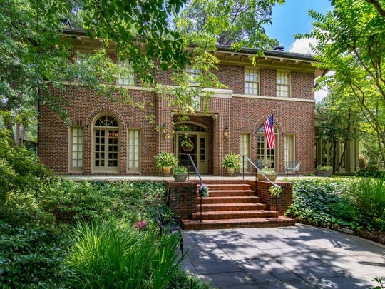 A detail driven paradise in the middle of Shreveport,