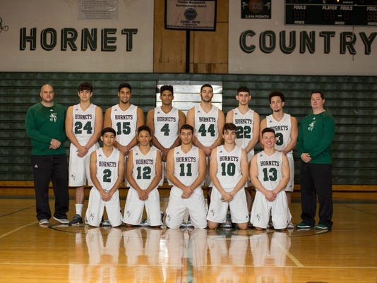 Passaic Valley boys basketball
