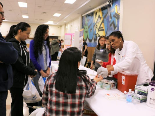 Jobs expo at Plainfield High School leads to 20 hires PHOTO CAPTION