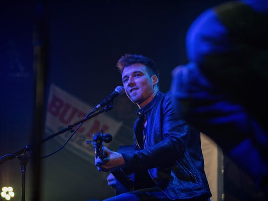 East Tennessee native Morgan Wallen performs.