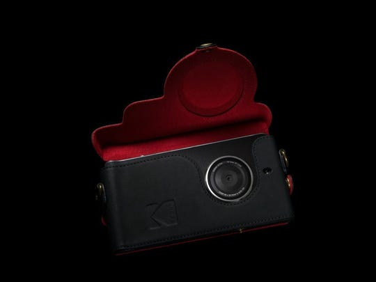 Kodak Ektra is a camera-first smartphone.
