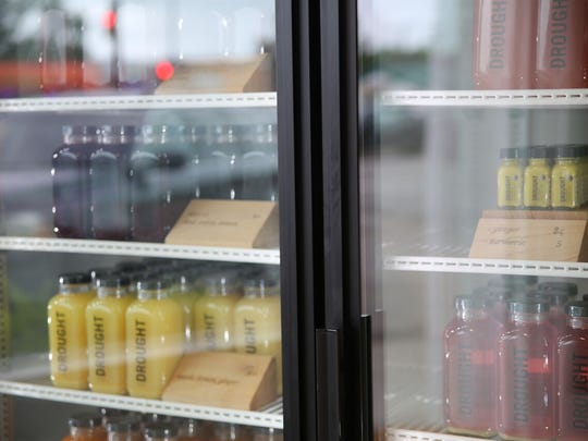 Drought, knowns for its organic, cold-pressed raw juice, will close its most northern Royal Oak location at 32823 Woodward Ave. Nov. 2, its website reports.