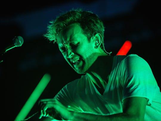 Sylvan Esso, featuring Milwaukee music scene veteran Nick Sanborn, performs at Eaux Claires in June.