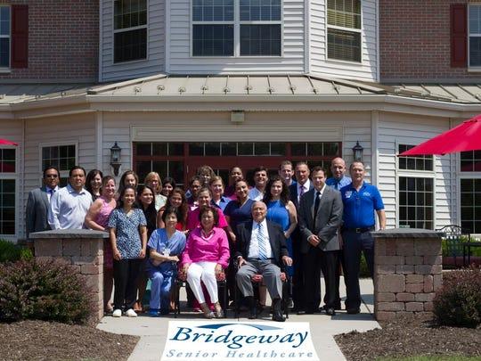Bridgeway Care and Rehabilitation Center in Hillsborough.