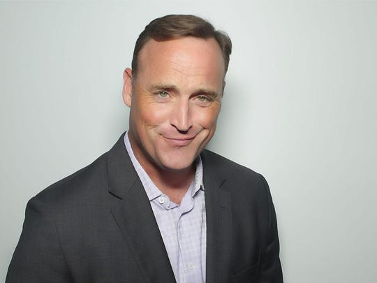 Matt Iseman will perform stand-up at Off the Hook Comedy