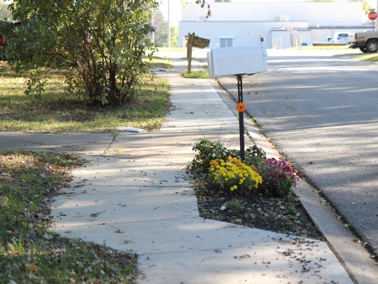 The area near Nixa's junior high is a very family-oriented neighborhood, and without sidewalks, it was harder for kids to go outside and ride a bike or just play outside.
