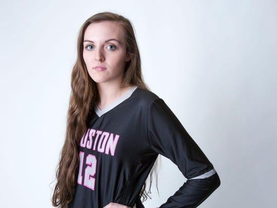 KaLea Davis/Houston volleyball
