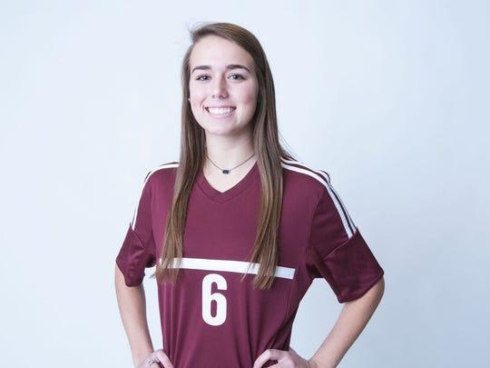 Lauren Webber, Collierville soccer