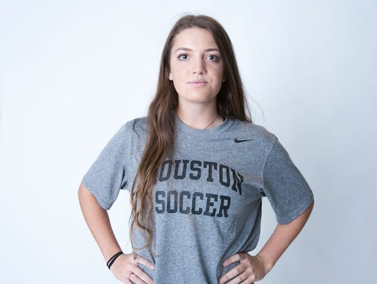 Cara Young, Houston soccer