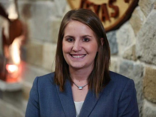 The City of San Angelo has promoted Allison Strube to Water Utilities director.
