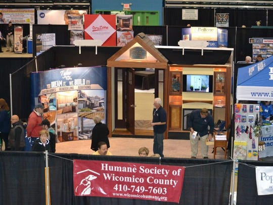 The Better Living Expo will have booths from all kinds of businesses and local nonprofits.