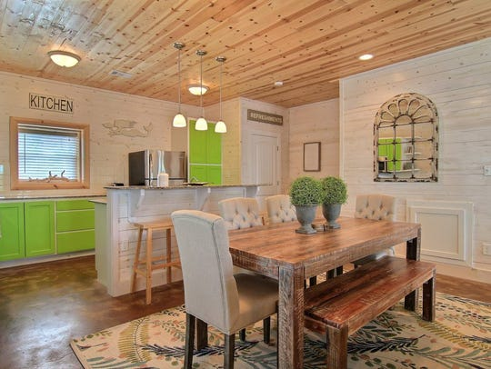 From cottages to homes and even town homes, there are