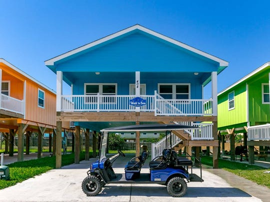 From cottages to homes and even town homes, there are several places to stay in Port Aransas during Spring Break.