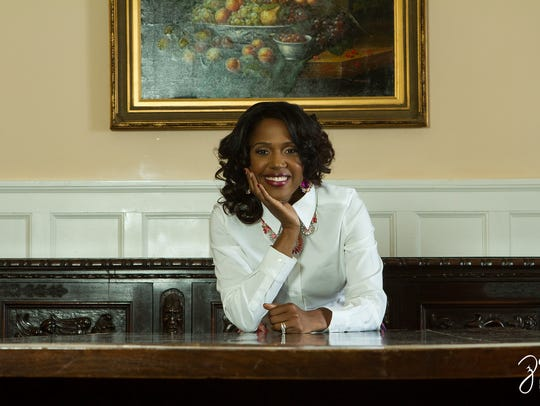 Reverend Shawana B. Elwood founded the women's conference