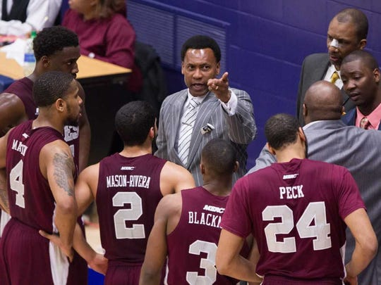 Cliff Reed will serve as the interim head coach of
