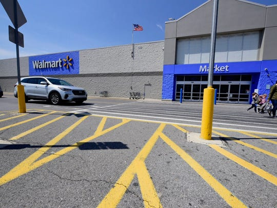Shippensburg Walmart Supercenter, 100 S. Contestoga Drive, is one of 14 Pennsylvania Walmarts receiving upgrades in 2018.