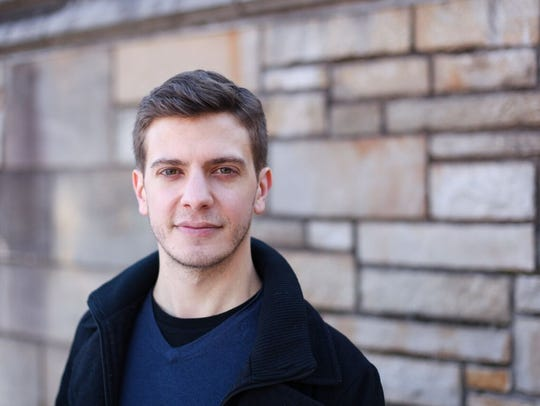 Composer Michael Gilbertson, of Dubuque, finalist in