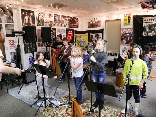 Dive into the world of music at RiverCity Rock Star